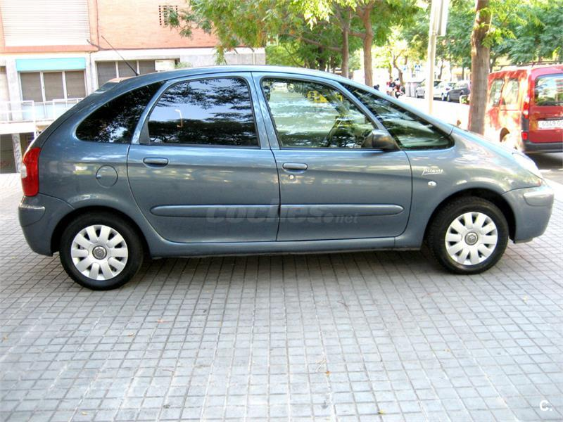 citroen xsara picasso 1 6 16v hdi exclusive diesel gris plata del 2005 con 170000km en. Black Bedroom Furniture Sets. Home Design Ideas
