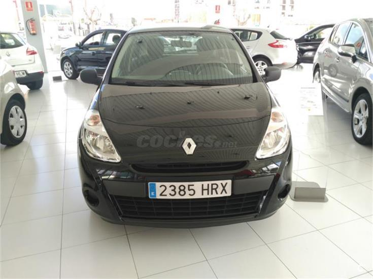 renault clio iii collection dci 75 eco2 diesel negro del 2013 con 35170km en barcelona 31347208. Black Bedroom Furniture Sets. Home Design Ideas