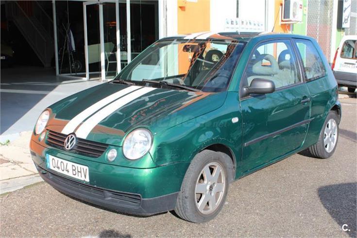 volkswagen lupo 1 4 16v trendline gasolina verde del 2001 con 76000km en madrid 31380399. Black Bedroom Furniture Sets. Home Design Ideas
