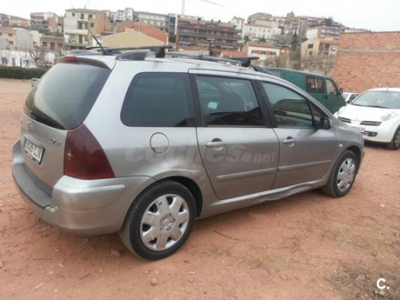 peugeot 307 sw 2 0 hdi 110 clim diesel del 2003 con 199999km en barcelona 31396118. Black Bedroom Furniture Sets. Home Design Ideas