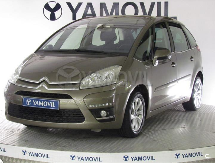 citroen c4 picasso 1 6 hdi millenium diesel marr n del 2012 con 109450km en madrid 31402820. Black Bedroom Furniture Sets. Home Design Ideas
