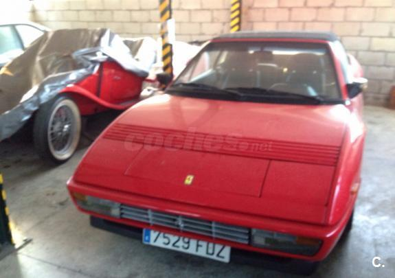 ferrari mondial mondial t cabrio gasolina del 1991 con 44999km en vizcaya 31424081. Black Bedroom Furniture Sets. Home Design Ideas