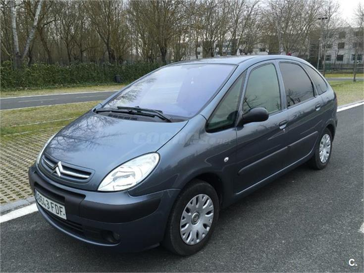 citroen xsara picasso 1 6 hdi 110 exclusive diesel gris plata del 2006 con 98000km en vizcaya. Black Bedroom Furniture Sets. Home Design Ideas