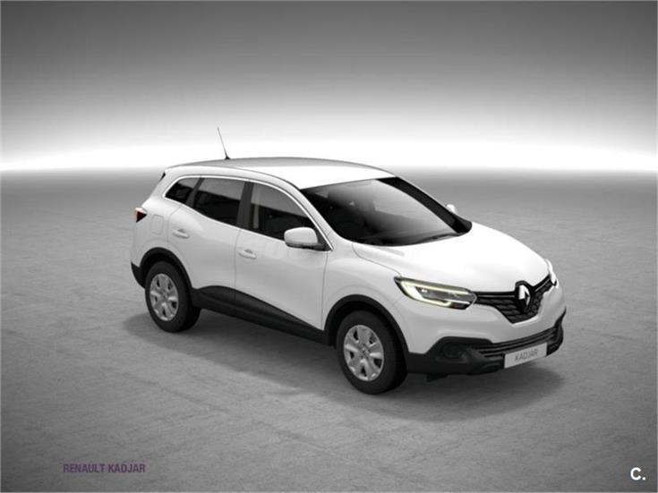 renault kadjar life energy dci 110 diesel blanco varios colores en stock del 2016 con 1km en. Black Bedroom Furniture Sets. Home Design Ideas