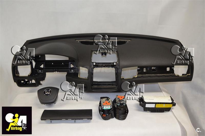 kit de airbag volkswagen caddy iii iv en madrid 31539842. Black Bedroom Furniture Sets. Home Design Ideas