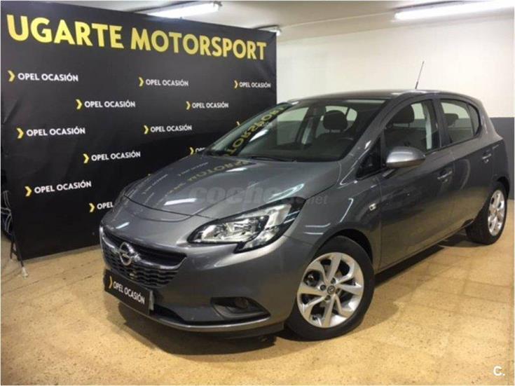 Opel corsa 1 4 selective 90 cv gasolina gris plata gris - Toyota pista silla ...