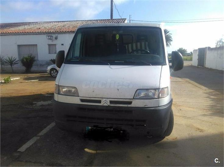 citroen jumper 35l 2 5d camion diesel blanco del 2001 con 220000km en sevilla 31639444. Black Bedroom Furniture Sets. Home Design Ideas