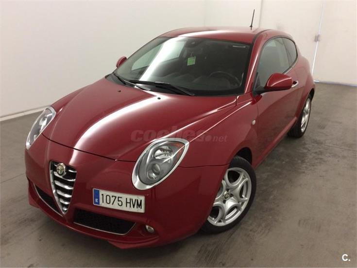 alfa romeo mito 1 6 jtdm 120cv ss distinctive diesel. Black Bedroom Furniture Sets. Home Design Ideas