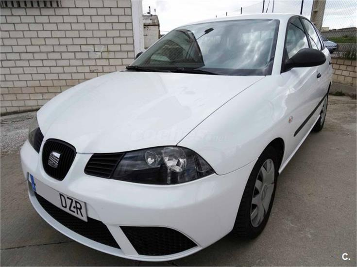 seat ibiza 1 4 tdi 80 cv reference diesel blanco del 2006 con 89999km en madrid 31642568. Black Bedroom Furniture Sets. Home Design Ideas