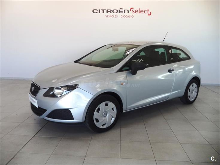 seat ibiza sc 1 2 tdi 75cv reference dpf diesel gris plata gris luna del 2011 con 71000km en. Black Bedroom Furniture Sets. Home Design Ideas