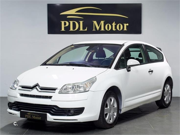 citroen c4 1 6 hdi 92 collection diesel blanco del 2008 con 123000km en madrid 31715251. Black Bedroom Furniture Sets. Home Design Ideas