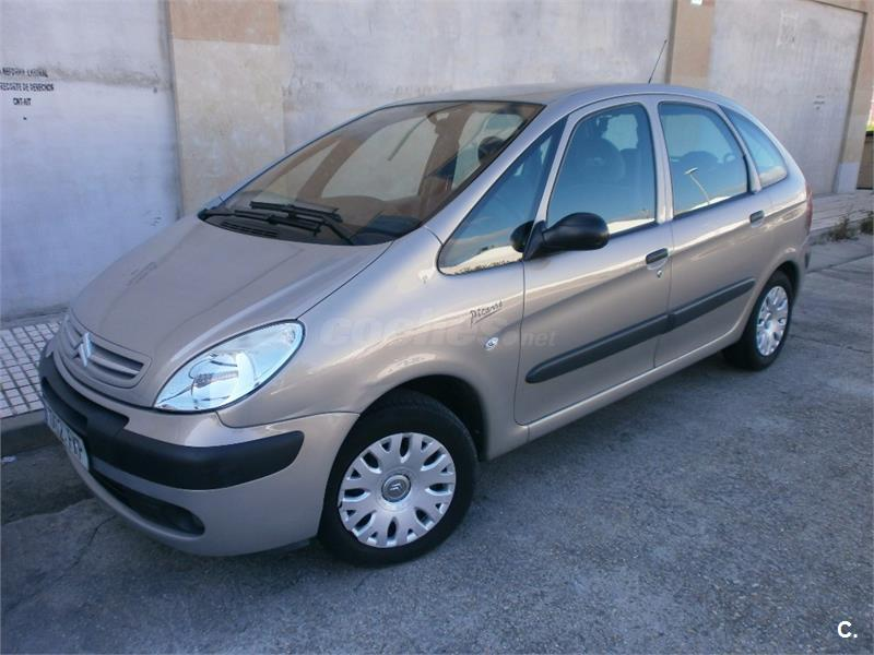 citroen xsara picasso 1 6 hdi 110 exclusive diesel gris plata del 2007 con 138000km en. Black Bedroom Furniture Sets. Home Design Ideas