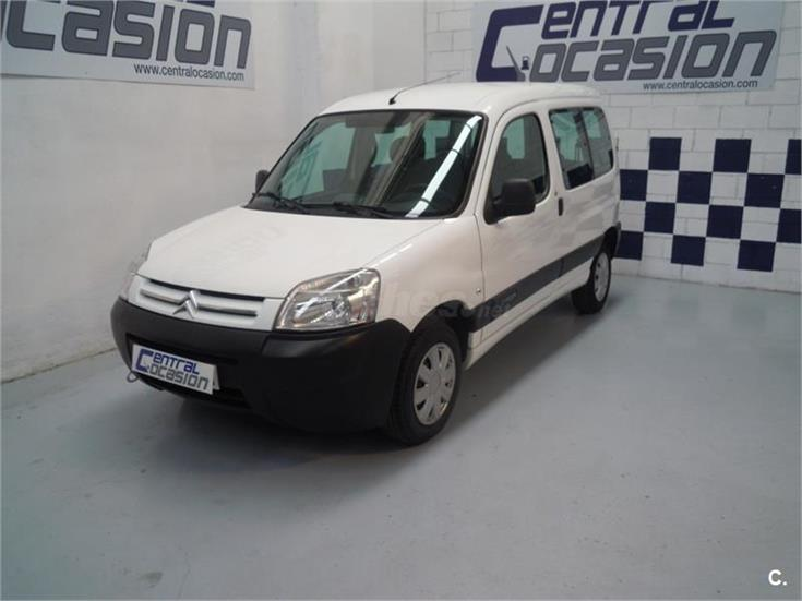 citroen berlingo first 1 6 hdi 75 x diesel blanco del 2010 con 150000km en girona 31763686. Black Bedroom Furniture Sets. Home Design Ideas