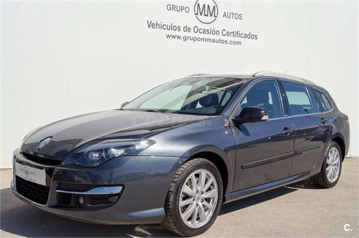 renault laguna g tour gt 4control dci 150 fap diesel gris plata del 2011 con 109494km en. Black Bedroom Furniture Sets. Home Design Ideas