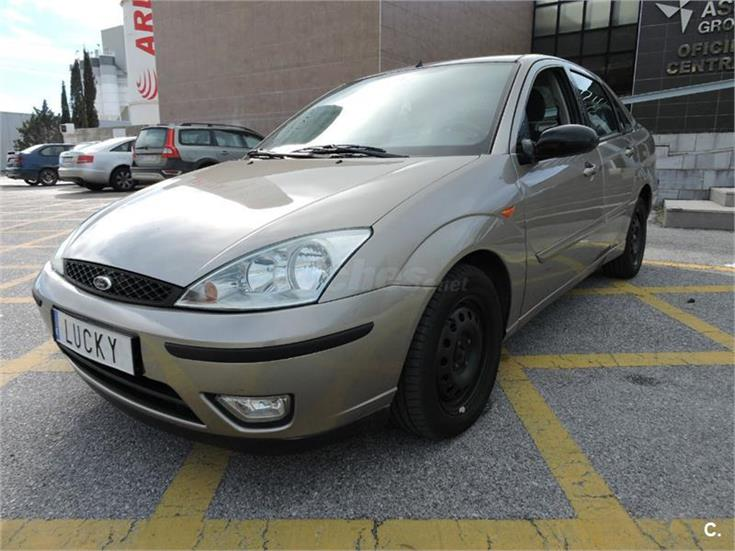 ford focus 1 8 tdci ghia 100cv diesel gris plata gris plomo del 2004 con 159000km en granada. Black Bedroom Furniture Sets. Home Design Ideas