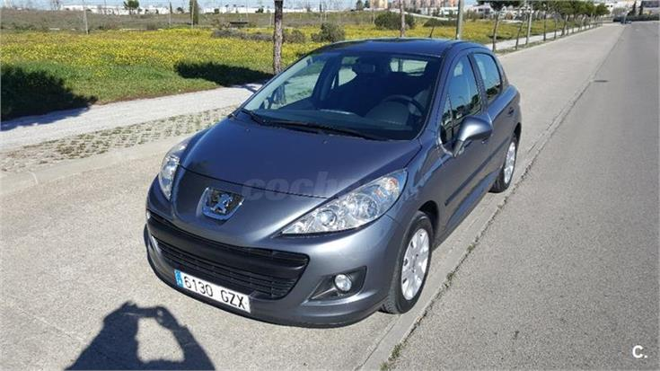 peugeot 207 active 1 4 hdi 70 fap diesel gris plata del 2011 con 114000km en madrid 31843118. Black Bedroom Furniture Sets. Home Design Ideas