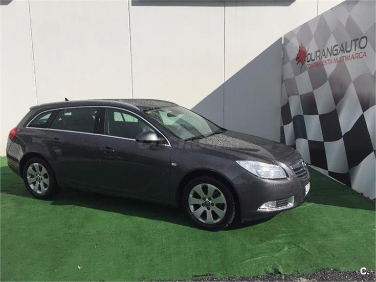 opel insignia sports tourer 2 0 cdti 160 cv sport diesel gris plata del 2011 con 156887km en. Black Bedroom Furniture Sets. Home Design Ideas