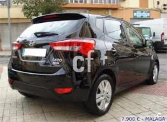 hyundai ix20 1 6 crdi gls 115cv comfort diesel del 2012 con 49999km en granada 31869953. Black Bedroom Furniture Sets. Home Design Ideas