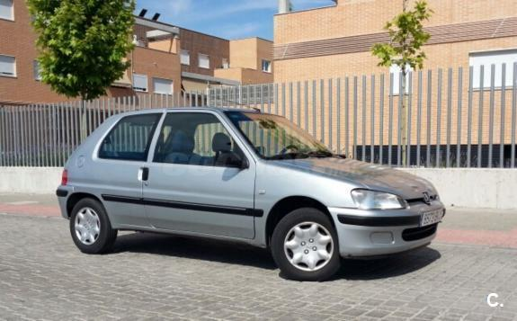 peugeot 106 max 1 5d diesel del 2002 con 199999km en madrid 31892220. Black Bedroom Furniture Sets. Home Design Ideas