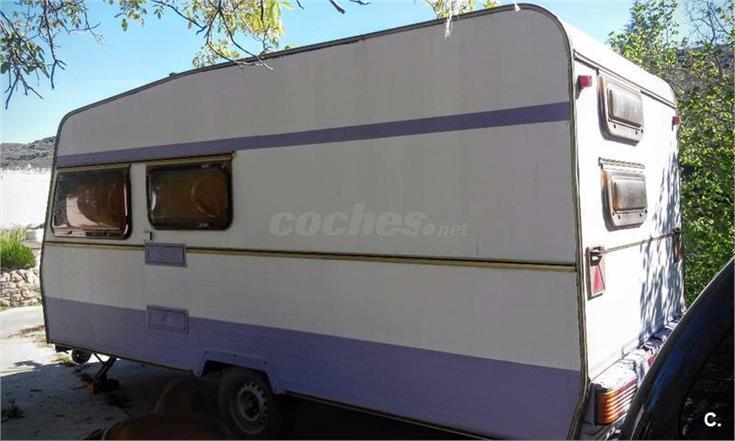 Vendo caravana de 750 kg en madrid 31894459 - Reformar caravana ...