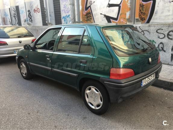 peugeot 106 max diesel del 1999 con 89999km en madrid 31901825. Black Bedroom Furniture Sets. Home Design Ideas