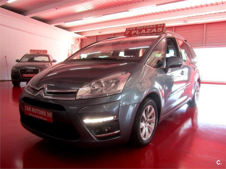 citroen grand c4 picasso 1 6 hdi 110cv exclusive diesel. Black Bedroom Furniture Sets. Home Design Ideas