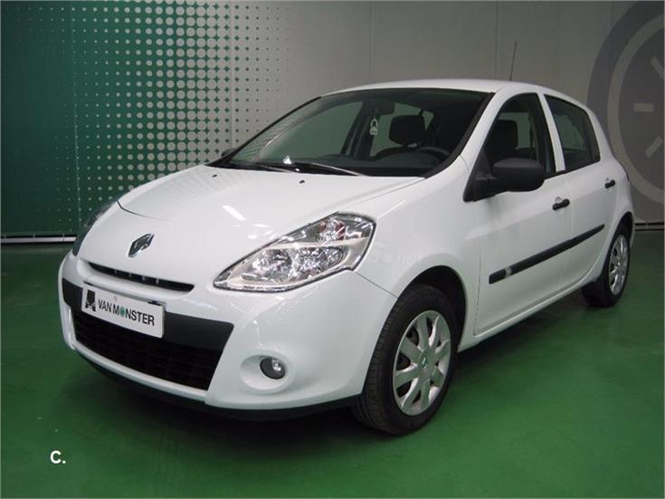 renault clio iii collection dci 75 eco2 diesel blanco del 2013 con 98658km en sevilla 31953361. Black Bedroom Furniture Sets. Home Design Ideas