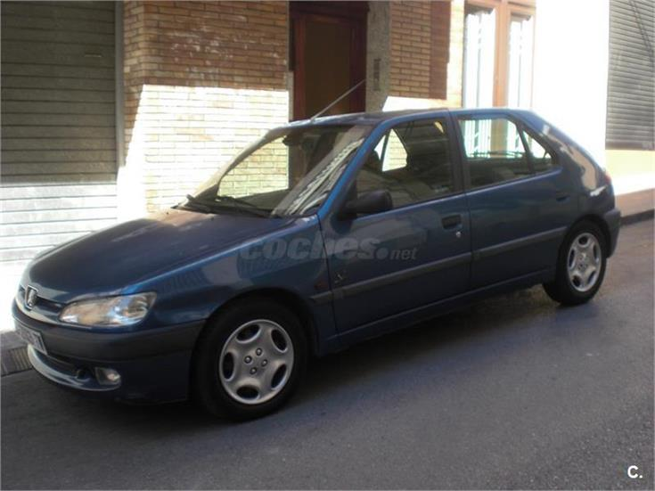 peugeot 306 graffic diesel azul del 1998 con 109000km en barcelona 31956148. Black Bedroom Furniture Sets. Home Design Ideas