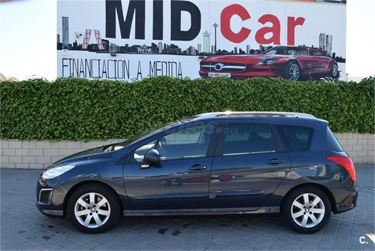 peugeot 308 sw active 2 0 hdi 150 fap diesel negro del 2013 con 124000km en madrid 31971050. Black Bedroom Furniture Sets. Home Design Ideas