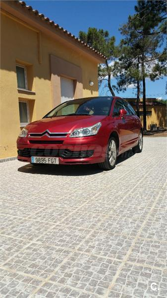 citroen c4 2 0 hdi 138 vts diesel rojo metalizado del 2006 con 104000km en castell n 31987739. Black Bedroom Furniture Sets. Home Design Ideas