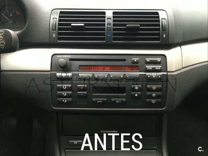 radio gps android para bmw serie 3 e46 en asturias 32027298. Black Bedroom Furniture Sets. Home Design Ideas