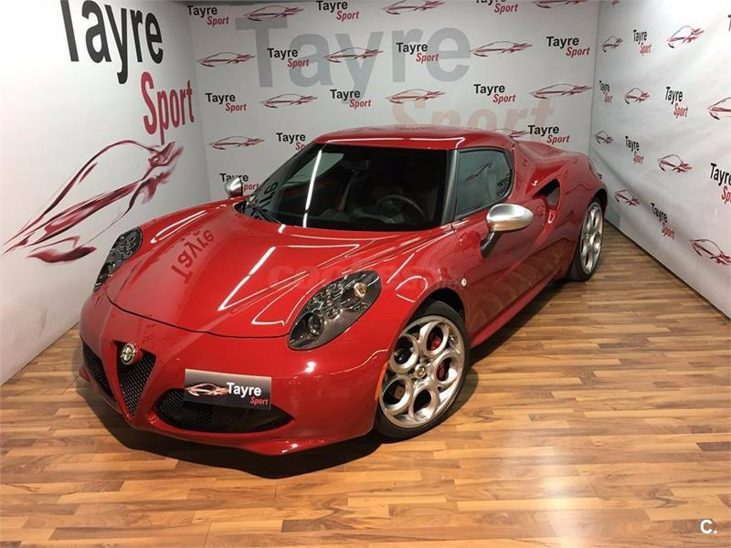 alfa romeo 4c occasion petites annonces de voitures d 39 occasion. Black Bedroom Furniture Sets. Home Design Ideas