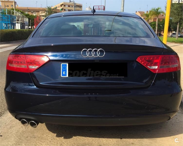 Audi a5 sportback manual usuario