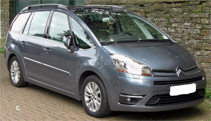 citroen grand c4 picasso 2 0 hdi cmp exclusive plus diesel. Black Bedroom Furniture Sets. Home Design Ideas