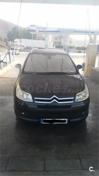 citroen c4 2 0 hdi 138 vts diesel negro del 2006 con 220000km en almer a 32110983. Black Bedroom Furniture Sets. Home Design Ideas