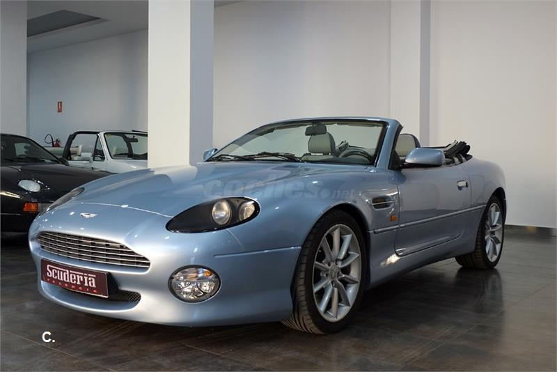 occasion aston martin db7 vantage volante 2000. Black Bedroom Furniture Sets. Home Design Ideas