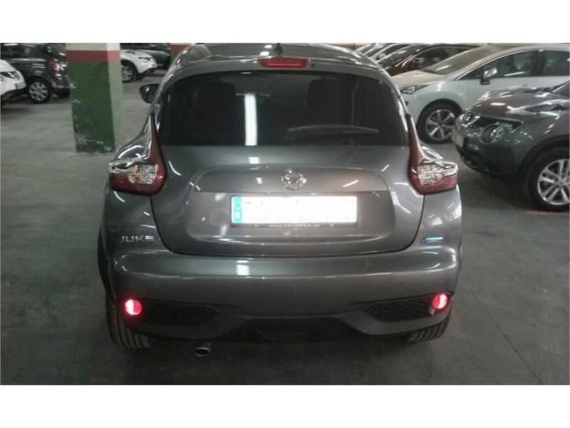 nissan juke 4x4 1 5 dci acenta 4x2 diesel de color gris plata del a o 2016 con 10km en vizcaya. Black Bedroom Furniture Sets. Home Design Ideas