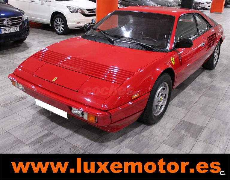 ferrari mondial mondial 8 gasolina rojo del 1983 con 27802km en madrid 32230188. Black Bedroom Furniture Sets. Home Design Ideas