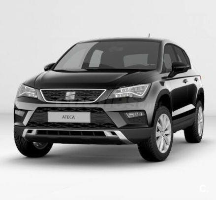 seat ateca 4x4 1 0 tsi 85kw 115cv stsp style eco gasolina de nuevo de color negro en madrid 32247415. Black Bedroom Furniture Sets. Home Design Ideas