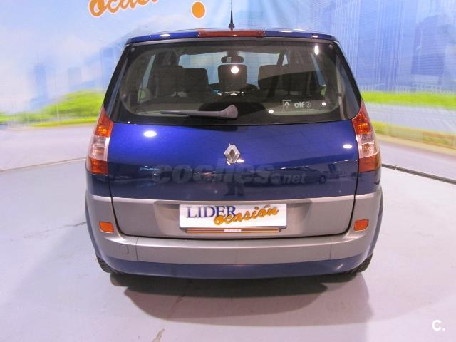 renault scenic luxe privilege eu4 diesel azul del 2005 con 71000km en huesca 32297653. Black Bedroom Furniture Sets. Home Design Ideas
