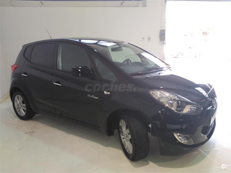 hyundai ix20 1 6 crdi gls 115cv comfort diesel negro del 2012 con 99400km en madrid 32318126. Black Bedroom Furniture Sets. Home Design Ideas