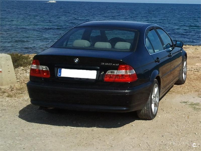 bmw serie 3 330xd diesel negro del 2004 con 327000km en madrid 32319888. Black Bedroom Furniture Sets. Home Design Ideas