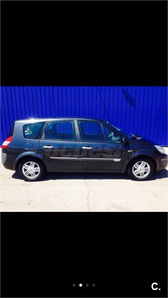 renault grand scenic luxe privilege diesel negro del 2005 con 166000km en barcelona 32322612. Black Bedroom Furniture Sets. Home Design Ideas