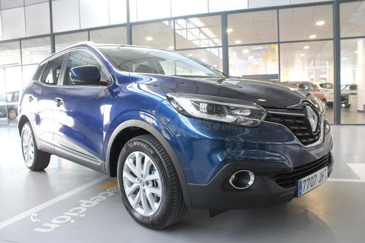 renault kadjar intens energy dci 130 diesel azul azul. Black Bedroom Furniture Sets. Home Design Ideas