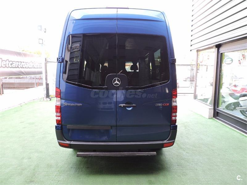 Mercedes benz sprinter caravan en madrid 32338765 for Mercedes benz caravan