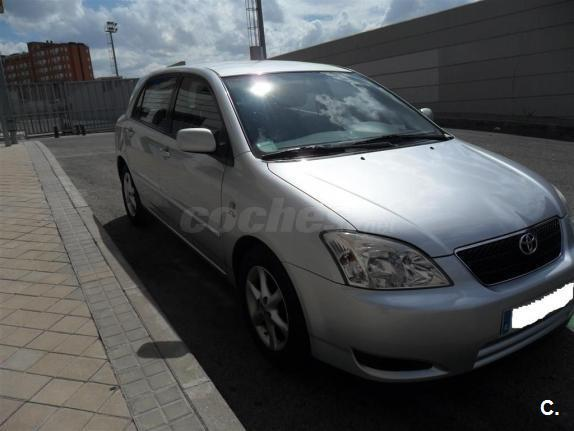 toyota corolla 2 0 d4d linea sol 116cv diesel del 2003 con 169999km en madrid 32342340. Black Bedroom Furniture Sets. Home Design Ideas