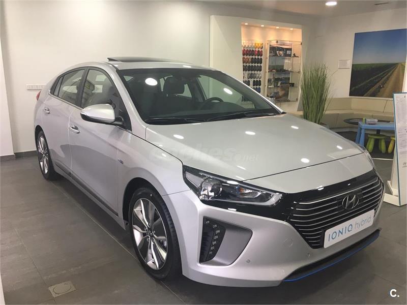 Hyundai Ioniq Berlina 1 6 Gdi Hev Style Dct El 233 Ctrico