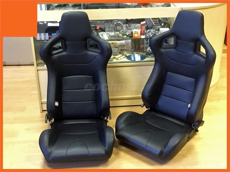 pareja asientos recaro clio r26 rs4 en vizcaya 32434788. Black Bedroom Furniture Sets. Home Design Ideas