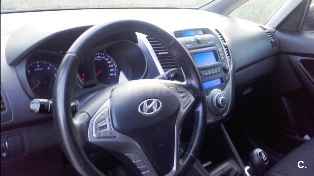 hyundai ix20 1 6 crdi gls 115cv blue comfort diesel negro del 2012 con 165000km en alava 32438055. Black Bedroom Furniture Sets. Home Design Ideas