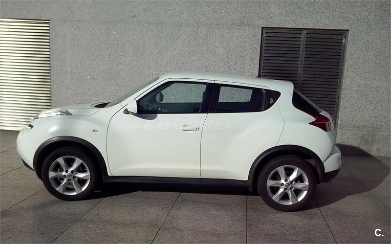 nissan juke 4x4 1 5 dci tekna premium 4x2 diesel de color. Black Bedroom Furniture Sets. Home Design Ideas